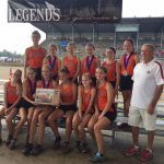 HMS Girls XC Take Second at Legends