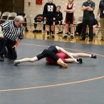 MS Wrestling vs. South Range 1