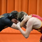 MS Wrestling vs. South Range 2