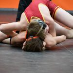 HMS Wrestling vs. South Range 3