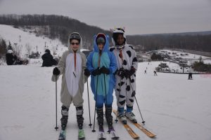 MS Ski Club Final Trip
