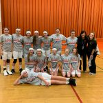 7th Grade Girls' Basketball AAC Champions