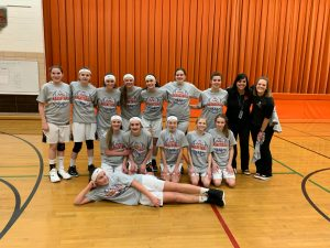 7th Grade Girls' Basketball AAC Champions