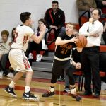 Howland Boys Season Ends in Sectionals