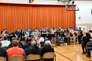8th Grade Band Pops Concert