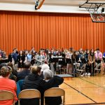 HMS 8th Grade Band Performs Pops Concert