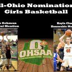 Ochman, Clark Receive All-Ohio Recognition