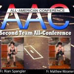 Freshmen Wrestlers Receive All Conference Nods