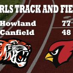 Girls Track and Field Defeats Canfield