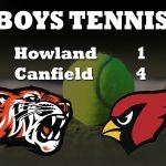 Boys Tennis Falls to 8-3