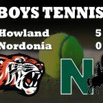 Boys Tennis Beats Nordonia, Now 13-3