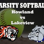 Softball Drops Two at Lakeview