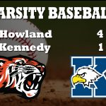 Baseball Takes Down Rival JFK