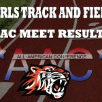 Girls Track and Field Takes 4th at AAC Meet