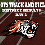 Boys District Track Results