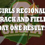 Girls Regional Track and Field Results