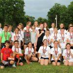 Tiger Run Club Cross Country Meet
