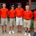 Shields and Tomko Lead Tigers to 5th Place Finish