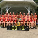 HHS and HMS Girls Win Billy Goat Challenge