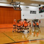 7th Volleyball Tops Canfield