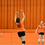 8th Volleyball vs. Canfield