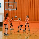 7th Volleyball Beats Aquinas and Western