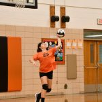 7th Volleyball vs. Western