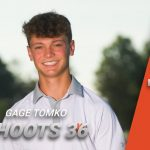 Tomko's Career Low 36 Leads Howland Over Harding
