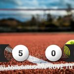 Girls Tennis Cruises Past Fitch