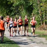 Varsity Girls' Cross Country @ Austintown
