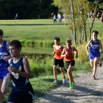 MS Boys' Cross Country @ Austintown