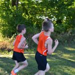 HMS Boys XC Have Strong Showing