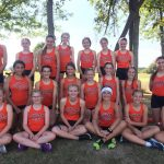 HMS Girls' XC Wins in Austintown
