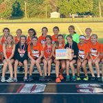 HMS Girls XC Wins Trumbull County Championship