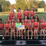 Girls Cross Country Wins Trumbull County Championship