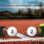 Girls Tennis Moves to 12-3, Defeats Ursuline