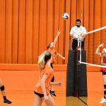 8th Volleyball vs Austintown Red