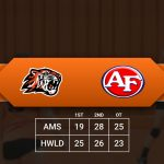 8th Volleyball Loses Close Battle with Austintown