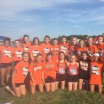 HMS Girls XC Wins Suburban League Championship