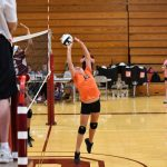 7th Volleyball Season Ends with Close Loss to Boardman