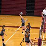 8th Volleyball Advances to AAC Championship Match