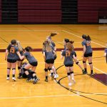 8th Volleyball vs. Canfield AAC Tournament