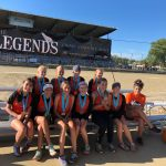 HMS Girls XC Takes Second at The Legends Meet