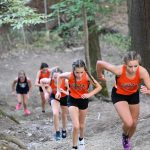 Girls XC @ McDonald Billy Goat Hill