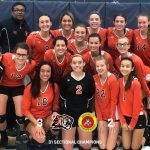 Volleyball Wins Sectional Championship