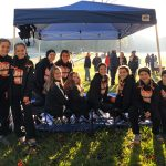 HMS Girls XC at State Championship