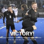HE DID WHAT?  Lisi's Goal Lifts Tigers over CVCA