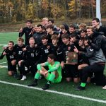 STATE BOUND!  BOYS SOCCER BEATS NDCL