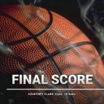 Clark Dominates in 62-41 Victory