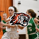 8th Girls Fall to West Branch